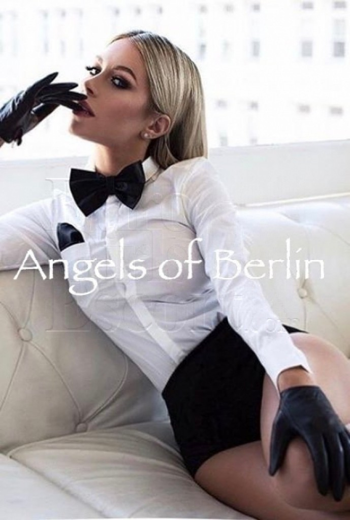 Angel Alex - top escort in Berlin